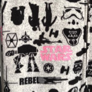 Star Wars Ladies Pajamas
